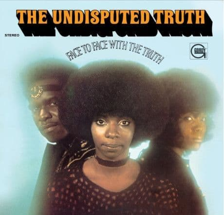 Undisputed Truth <br>Face To Face With The Truth<br>CD, Ltd, RE, RM